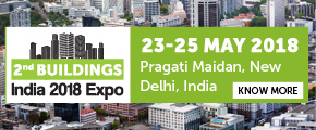 2nd Buildings India 2018 expo