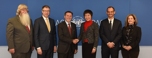 The WiMAX Forum Forms Alliance with ICAO to Deliver Secure Networks
