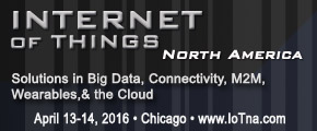 Internet of Things North America 2016