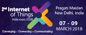 2nd Internet of Things India expo 2018