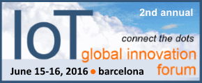 IoT Global Innovation Forum 2016