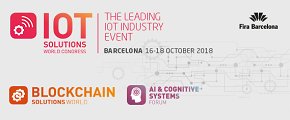 IoT Solutions World Congress 2018