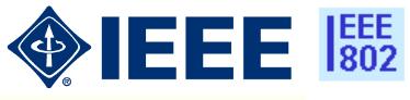 IEEE 802 LAN/MAN StandardsCommittee