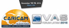 Caricam & VAS Forum LATAM 2016