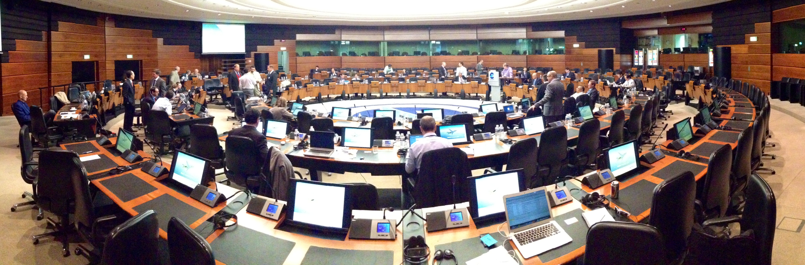 AeroMACS Meeting at EUROCONTROL