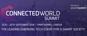 Connected World Summit 2018